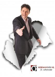 HERMANVIS.NL presenteert zich op BusinessVakdagen te Hardenberg